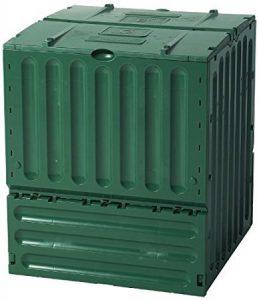 Graf Komposter ECO-King grün rechteckig