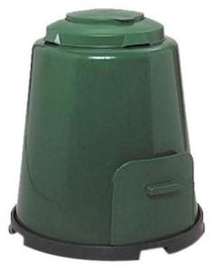 Graf Komposter grün rund