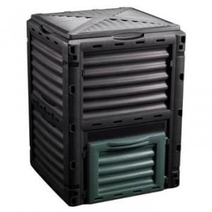Komposter Kunststoff Oxid7