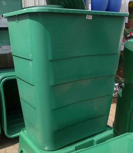 Schnellkomposter grün